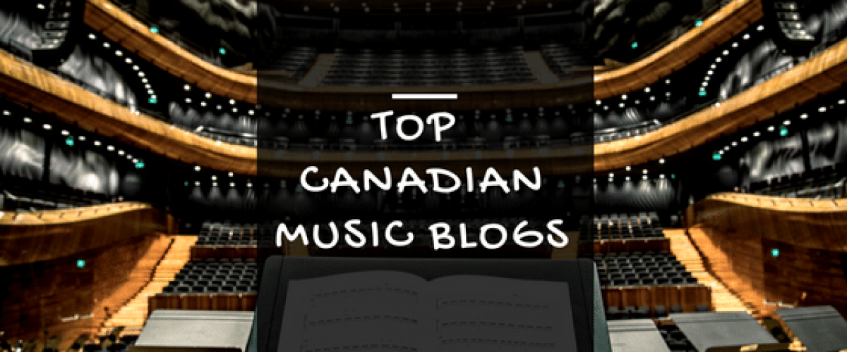 Canadian music blogs to submit your music to