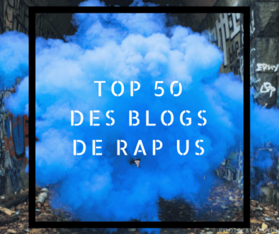 Rap US top blogs de rap américain