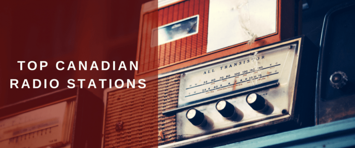 Canadian radio stations