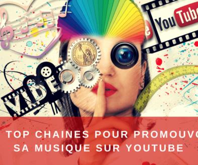 Promouvoir sa musique sur Youtube