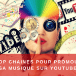 +300 Top chaines pour promouvoir sa musique sur Youtube