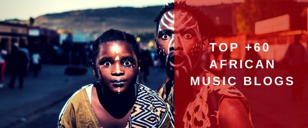 Top African Music blogs