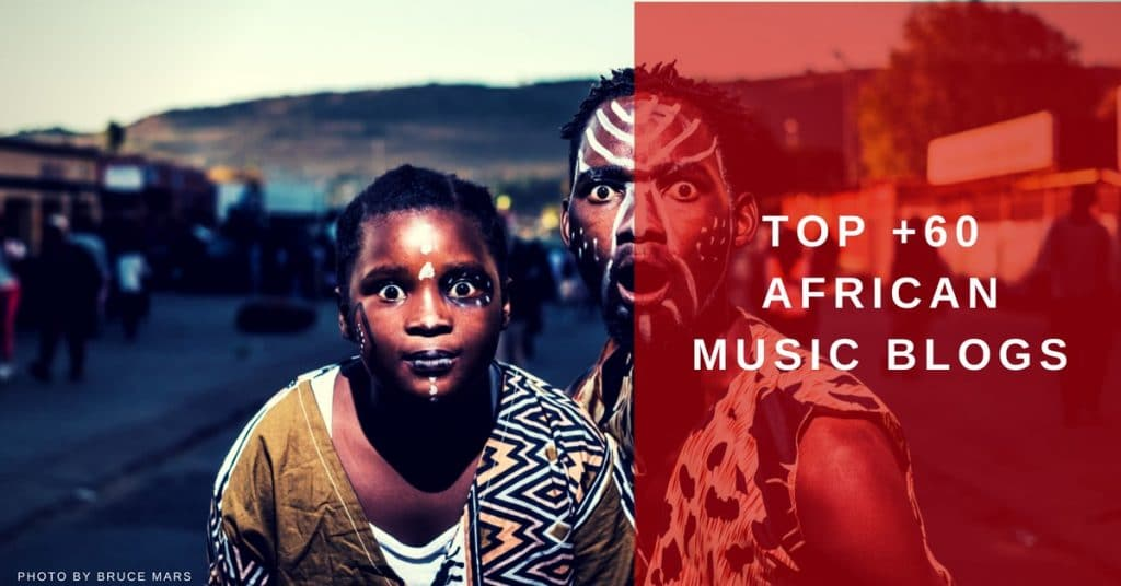 70 Top African music blogs to submit your music to | Jouzik Records