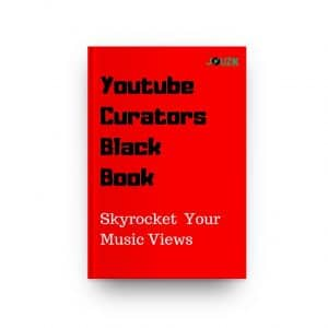 Youtube curators black book