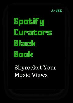 Spotify Curators Black
