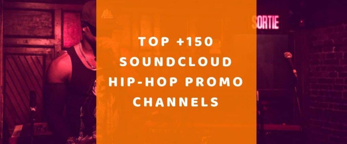 Soundcloud Hip-Hop repost channels