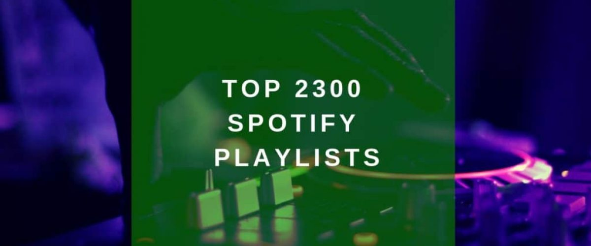 best Spotify playlist curators