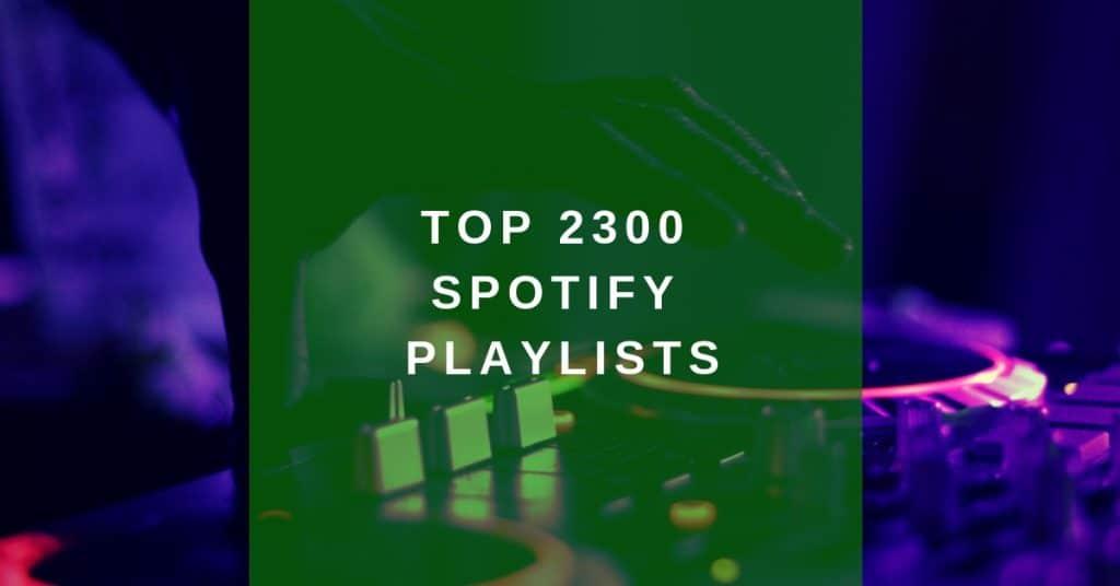 best Spotify playlist curators