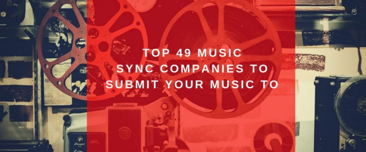 best music licensing sites to submit your music to