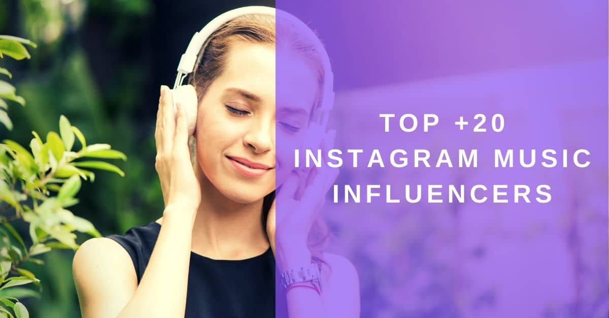 Instagram music influencers to submit your music to